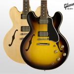 50 lat Gibson 1960 ES-335TD