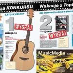 V Edycja Konkursu Wakacje z TopGuitar