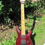 Schecter Jeff Loomis Hellraiser C7 FR – test gitary