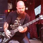 Kerry King ze Slayera razem z Megadeth