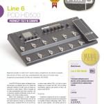 Mega test – Line 6 POD HD 500 w listopadowym TopGuitar!