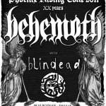 Znamy szczegóły trasy Behemoth – Phoenix Rising Tour 2011