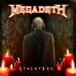 Megadeth ujawnia tracklistę TH1RT3EN