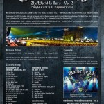"MOTÖRHEAD – ""The Wörld Is Ours – Vol 2: Anyplace Crazy As Anywhere Else"""