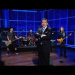 Metallica w Late Show With Craig Ferguson