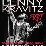 Lenny Kravitz zagra w Trójmieście