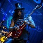 Slash z nagrodą Les Paul Award