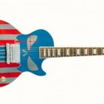 "Gibson Les Paul ""American Sniper"""