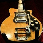 Maton MS-500 George'a Harrison za 500 tys. USD