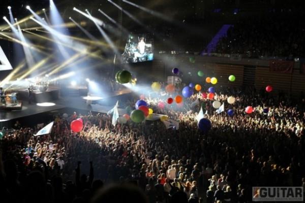 Thirty Seconds to Mars Ergo Arena