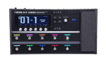 Boss gt 1000 procesor gitarowy
